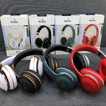 HEADPHONE BLUETOOTH P17