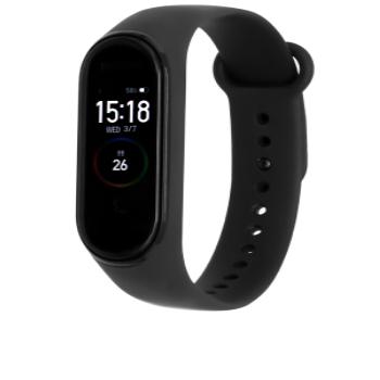 Vòng tay thông minh Miband4 Xiaomi Tiếng Việt